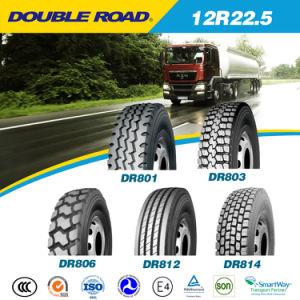Block Pattern Truck Tire 12r22.5 für Südamerika Market (DR814)