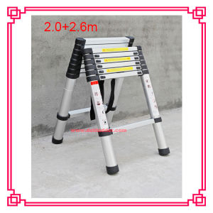二重Sided Type Telescopic Ladder (DLT608)