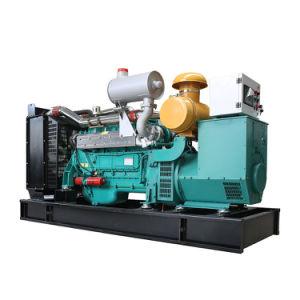Primer 100kw de potencia industrial generador de biogás