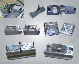 De Vorm die van de injectie voor Plastic Parts/Components maakt