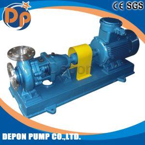 Pompa ad acqua centrifuga in-linea della conduttura orizzontale di processo chimico
