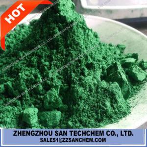 Oxyde de fer de 2017 Pigment vert Fe2O3 Poudre verte