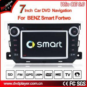 O Windows CE aluguer de DVD para Benz Smart Durantedois Hualingan Navegação DVD GPS