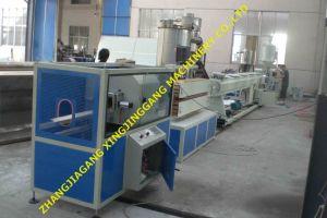 tuyau en PVC plastique Extrudeuses/ Ligne de production de tuyau en PVC