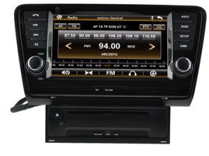 New Skoda Octavia 2014년 Car를 위한 차 DVD Player Navigation System