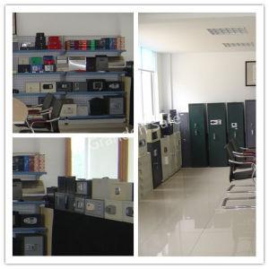 مكتب خزينة مع [لكد] عرض تعقّب هويس إلكترونيّة ([غد-83ك])