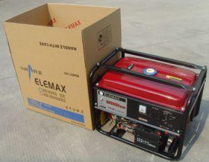 1.5kw/2kw/2.5kw/5kw/6kw Elemax 휴대용 가솔린 발전기