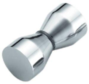 Botão de chuveiro porta deslizante de vidro (FS-609)