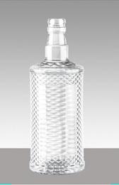 Bottiglia 475ml di /Liquor del vaso di vetro/bottiglia di vetro/bottiglia della vodka/bottiglia di alcoolici