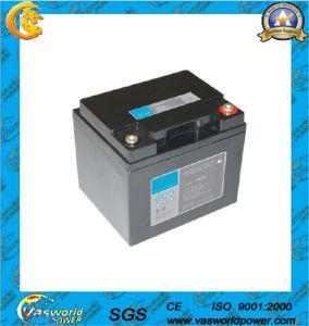 Аккумулятор для охранной сигнализации 12V38Ah