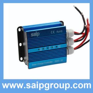 PWM manual del controlador de carga solar