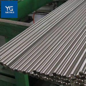 Opgepoetste Rang 304 van uitstekende kwaliteit beëindigt Roestvrij staal om Staaf