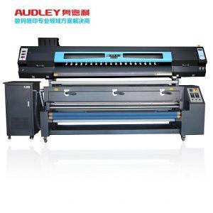 Macchina della stampante della tessile/stampatrice della bandiera bandierina di sublimazione