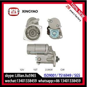 Motor de arranque eléctrico Carretilla para John Deere Yanmar 47n84 (028000-5730)
