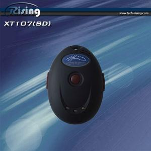 Netz G-/MGPRS und GPS-Minispan GPS-Verfolger für Personen und Haustiere (XT107)