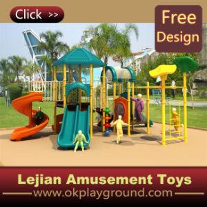 CE parc d'attractions bon marché commercial Aire de jeux extérieure pour la maternelle
