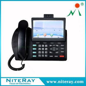 Modo SIP Desk Phone con l'identificazione di Caller Support Conference per Office
