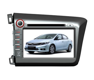 Car DVD Player With GPS for Honda New Civic (TS8766)
