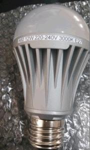 220V 9W Lâmpadas Lâmpada LED com alta CRI 95
