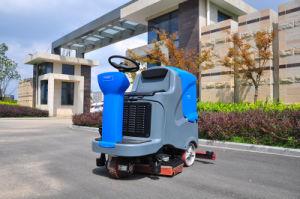 Weg-Fußboden-Wäscher, Trockenreinigung-Maschine (KD-V7)