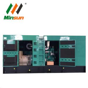Hauptschalldichtes Dieselgenerator-Set der energien-800kVA Cummins für Verkauf