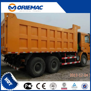 Camion de Vrachtwagens van de Speculant van Shacman F2000 6X4 290HP 10 voor Verkoop