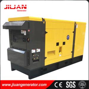 Cdp30 kVA de Energía Eléctrica Generador Diesel con motor Perkin Super Silencioso fábrica Guangzhou