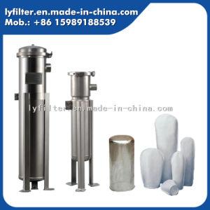 304/316L de acero inoxidable Bolsa Multi la caja del filtro utilizado para la filtración de bebidas y jugos de frutas