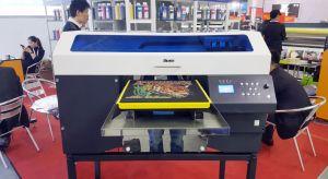 Athene-Strahl Shirt-Drucken-Maschine mit Doppelköpfen