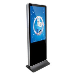 Qualitäts-interaktiver Screen-Kiosk-Digital-Video-Player, der Bildschirmanzeige bekanntmacht