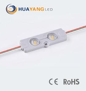 2 светодиодных индикатора водонепроницаемый аквариум светодиодного освещения 12V светодиодный модуль