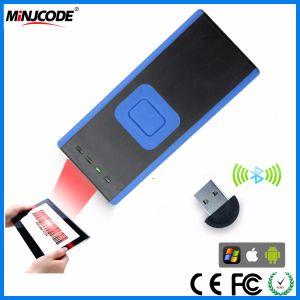 Scanner de code-barres portable 1D, accès sans fil Bluetooth 4.0 ...