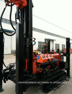 Fyx-180 Crawler Water Rig Equipments, Water Well Drilling Machine (180m)