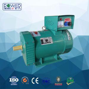 シリアSt&Stcシリーズ三相発電機10kw ACブラシの電気交流発電機