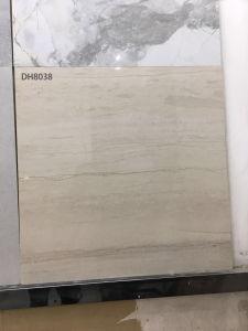 Tegel van de Vloer van het Porselein van Inkjet van de fabriek 3D Marmer Verglaasde (600X600mm)