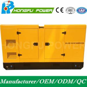 220kw 275kVA Cummins Dieselgeneratoren/Generator-Set mit galvanisiertem Kabinendach