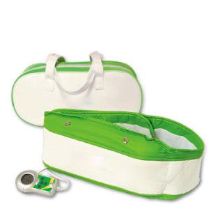 Adelgazar perder peso de la vibración eléctrica de la correa de masaje con función de calefacción