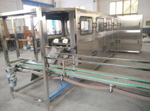 300bph 5 Gallon 19L 20L Barrelled Machine de remplissage de l'eau Ligne (QGF-300)