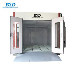 Btd заводская цена автоматическое оборудование автомобиля покраска печи окраска стенд