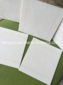 Составной лист сепаратора изоляции батареи стекла волокна