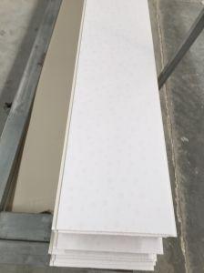 2016 nouveaux designs 595mm les carreaux de plafond, 603mm du panneau de plafond, plafond de 600 mm de PVC