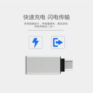 OTG USB типа C мужчин к женщинам USB3.0 адаптер каталитического нейтрализатора