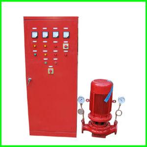 Phase unique du groupe de pompe centrifuge de lutte contre les incendies