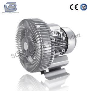 El flujo de aire del ventilador centrífugo de alta para el tratamiento de aguas residuales