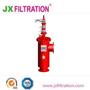 Selbstreinigungs-Typ Industrieabfall-Wasser-Filter