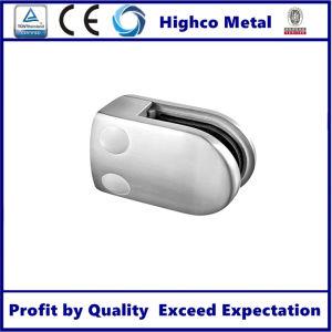Preço baixo de fundição de aço inoxidável OEM a braçadeira de vidro