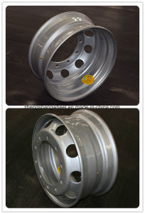 安い価格の車輪の縁、トラックの車輪の縁、トラックの車輪