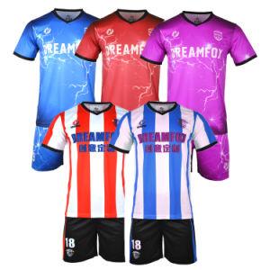 Taiwán Camisetas de fútbol al por mayor Camiseta de fútbol sublime  personalizada uniformes de futbol para d13232f04fc7e