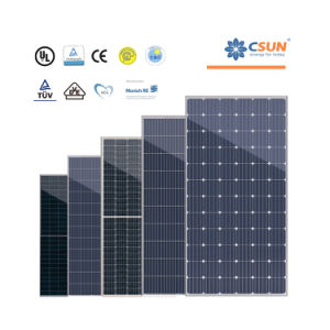 Tramo 1 del Panel Solar 280w precio barato