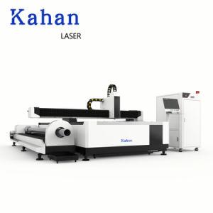 máquina de corte de fibra a laser CNC para cortar chapa de metal para pequenas empresas com Raytools Cabeça de Corte aço carbono Aço Inoxidável Aço Galvanizado Cortador de alumínio